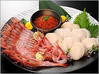 北海道海の幸お刺身セット