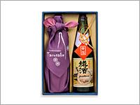 【数量限定】吉野杉の木香漂う 祝酒(金箔付き)