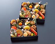 京都御所南 京料理「やまの」 監修 個食二段重 双葉